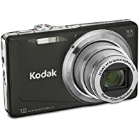 Kodak Easyshare M381 Digital Camera (Black) Explained Review Image