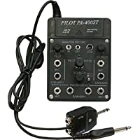 Pa-400St Stereo Intercom/4 Pl/Phone by Pilot Communications USA