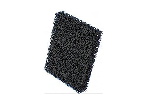 SOG-Dahmann 0012/Filtro de carb/ón Activo Color Negro