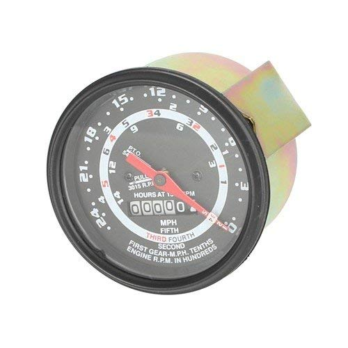 - Tachometer (Proofmeter) Gauge - 5 Speed with OEM Style Needle Ford 651 881 4030 851 861 900 621 2120 2110 700 4140 650 841 4000 701 801 800 811 4130 941 501 901 821 NAA 681 611 641 600 2000 631 601