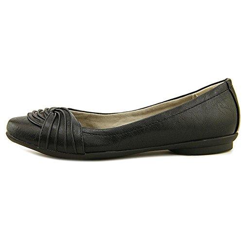 White Mountain Hampton Piel Zapatos Planos