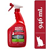 Nature's Miracle P-98196FL Advanced Stain & Odor Remover - Just for Cats