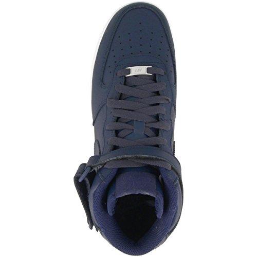 Zapatillas 315123 Scarpa de obsidian 415 obsidian Nike white para Air deportivas 315123 001 cuero Force Mid hombre 1 wpw4xRdqa0