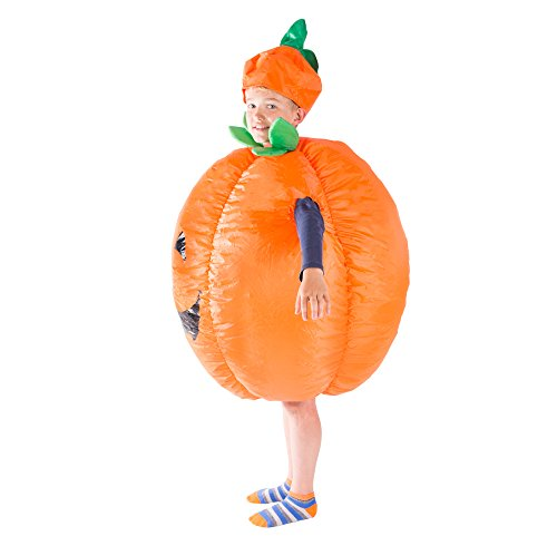 Bodysocks Kids Inflatable Pumpkin Fancy Dress Costume - http://coolthings.us