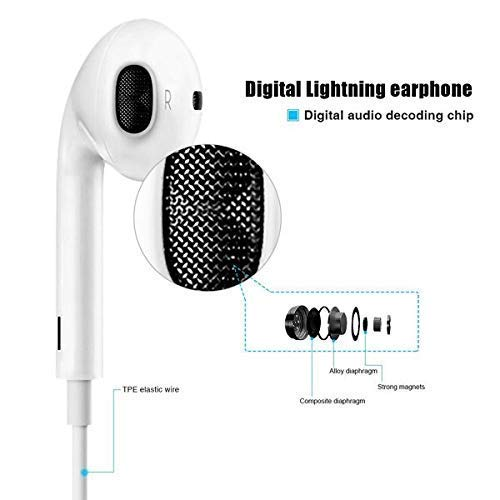 WHIZ VIVO Wired Earphones with Mic for Mobile, Compatible with Vivo S1, Z1 Pro, V17 Pro, U10, V17, V15, Y90 and All Oppo