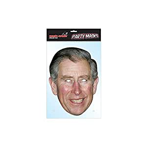 Prince Charles mask (máscara/ careta)