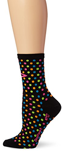 """Defeet Aireator Spotty 4"""" Socks with Color Spots"""
