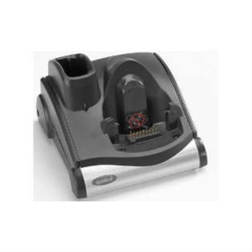 Zebra Technologies CRD9000-1001SR 1-Slot USB and Serial Cradle, Requires Serial or USB Cable, Power Supply, and Cord