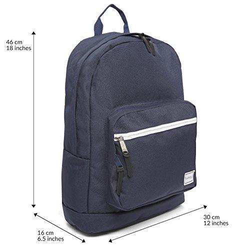 Markfield Hard Wearing Grey Backpack Rucksack Plenty of Storage