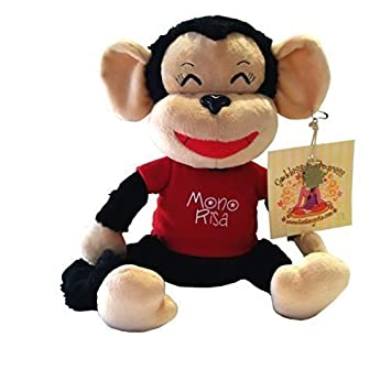 Mono Risa Laughing Monkey by AZIAM Yoga: Amazon.es: Juguetes ...