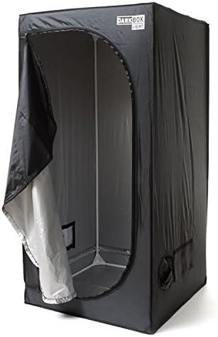 Armario para el cultivo Dark Box Lite 120x120x200cm