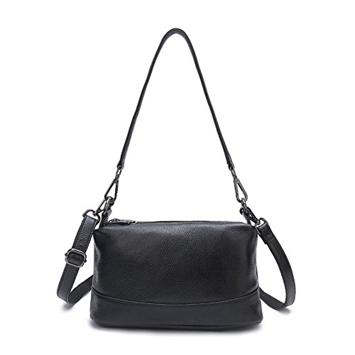 Kyokim Vintage Casual Handbags Crossbody Bag Handbags Fashion Vintage Black