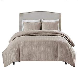 Comfort Spaces - Kienna Quilt Mini Set - 3 Piece