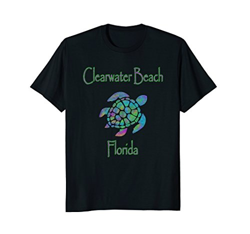 Clearwater Beach, Florida Sea Turtle T-Shirt ()