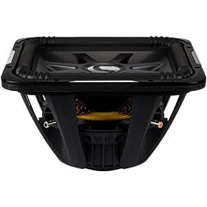 STILLWATER DESIGNS 11S15L72 15 in. Dual 2ohm Solo-Baric L7 Series Car Subwoofer