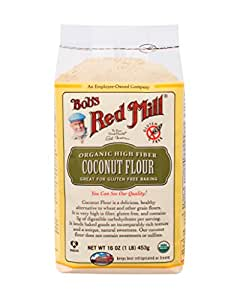 Bob's Red Mill Organic Coconut Flour, 16 Ounce