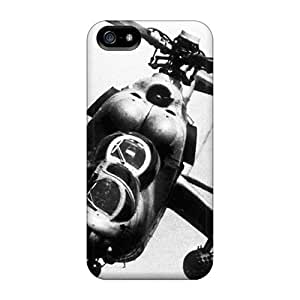 Fashion MHgAJtx5843JkZbJ Case Cover For Iphone 5/5s(the Fighting Helicopter In Flight)