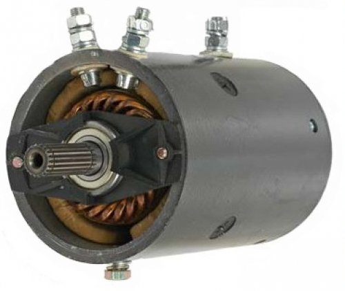 - This is a Brand New Winch Motor Fits Warn and Super Winch