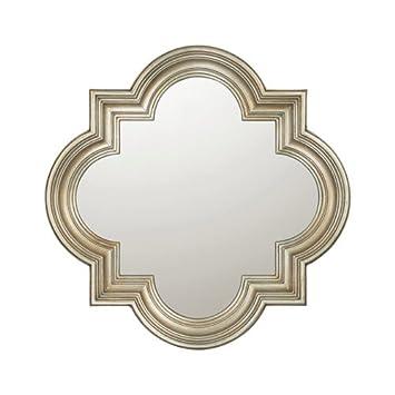 Decorative Gold Mirrors. Capital Lighting M282848 Decorative Mirror  Winter Gold Finish Amazon com