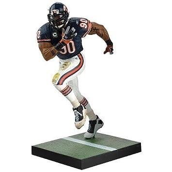c7b05cd3f McFarlane Toys NFL Sports Picks Series 25 Action Figure Julius Peppers  (Chicago Bears) by McFarlene  Amazon.co.uk  Toys   Games