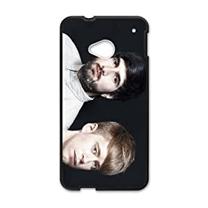 HTC One M7 Cell Phone Case Covers Black Digitalism Phone cover G2700499