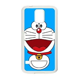 Doraemon Samsung Galaxy S5 Cell Phone Case White 05Go-198835