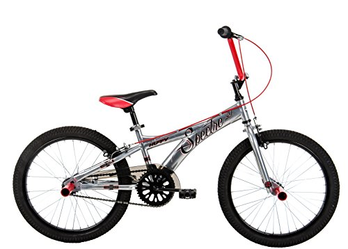 "Huffy Bicycle Company 23246 Boys Spectre Bike, 20"", Chrome"