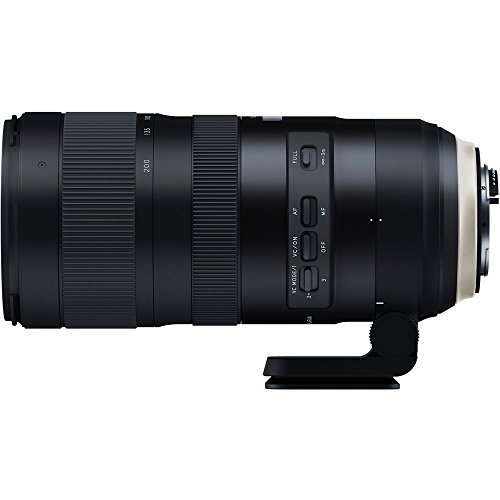 Tamron Sp 70 200mm F 2 8 Di Vc Usd G2 Lens A025 For Canon