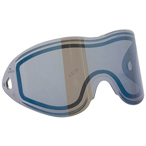 Vents SuperCoat Antifog Thermal Paintball Goggle Lens - Blue Mirror (Vents Empire Thermal Lens Goggle)