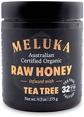 Meluka Native Honey Infused with Tea Tree TTF32