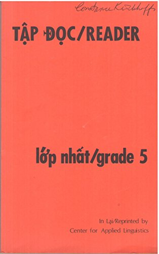 Tap Doc/Reader L'op Nhat/Grade 5 (Vietnamese)