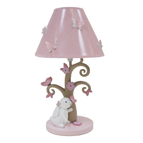 Lambs & Ivy Duchess Lamp With Shade & Bulb by Lambs & Ivy