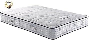 Sareer 2000 pocketo Reflex Plus colchón – tamaño mediano
