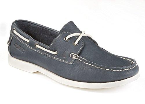 Tobacco Bay Musto Navy Shoes Nautic Dark Brown wBRXpq