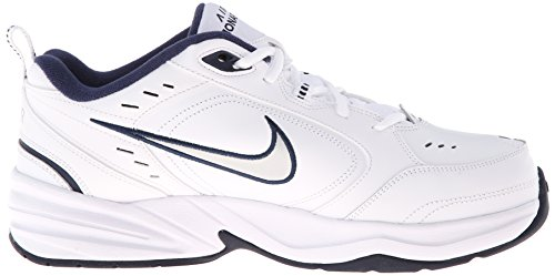 midnight Uomo Air Silver White Navy Fitness Da Iv metallic Nike Monarch Scarpe 7dxYv4v