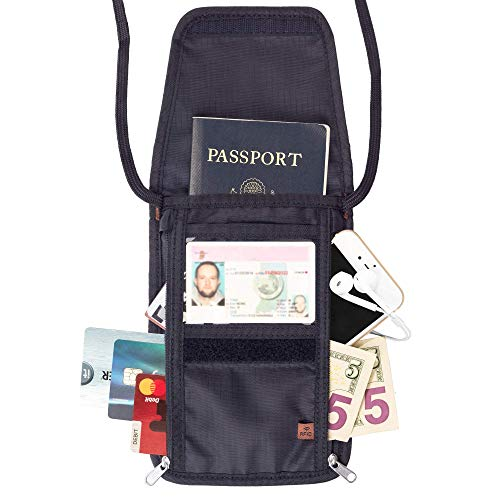 Tarriss Travel Gear Passport Holder