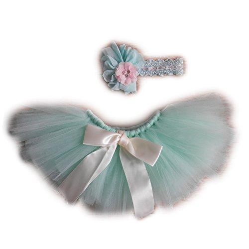 Fashion-Unisex-Newborn-Girl-Baby-Outfits-Photography-Props-Headdress-Tutu-Skirt