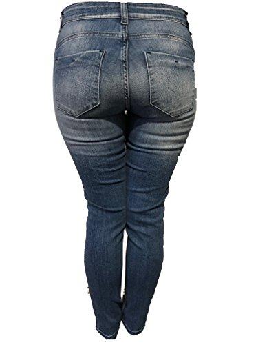 Glücksstern Jeans Donna Glücksstern Jeans Glücksstern Donna Jeans FTxnvaq