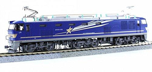 KATO 1-314 HO Scale Electric Locomotive EF510-500 Hokutosei Color from Japan (Ho Outfits)