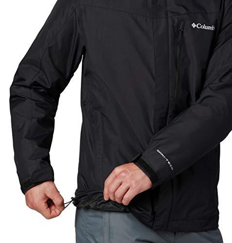 Columbia Men\'s Whirlibird IV Interchange Jacket, Waterproof & Breathable