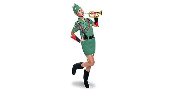 Disfraz de Legionaria para mujer: Amazon.es: Juguetes y juegos