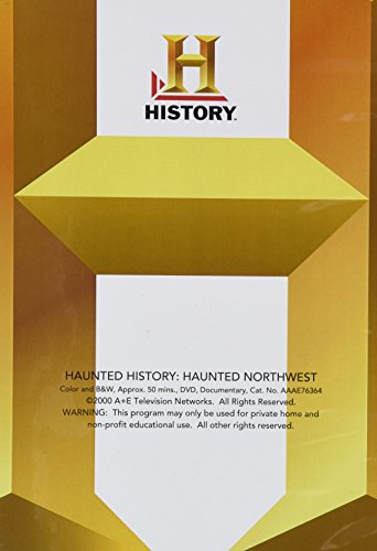Haunt Hist:haunted Northwest -