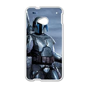 Star Wars HTC One M7 Cell Phone Case White Y7422304