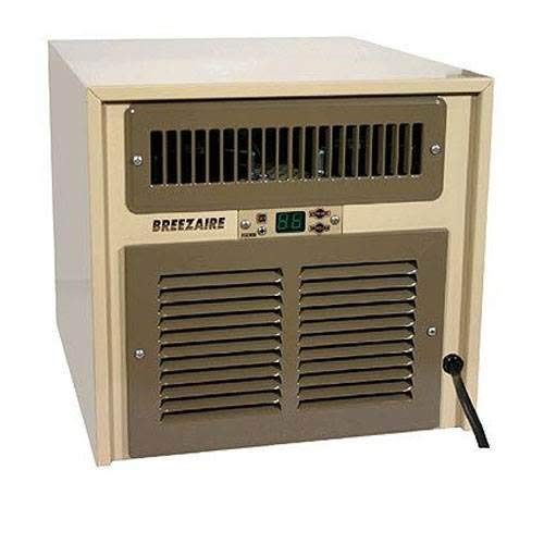 - Breezaire WKL2200 Wine Cellar Cooling System - 265 Cu. Ft.