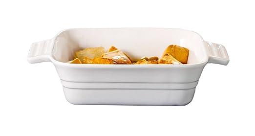 Bandeja de horno para asar Pan lasaña/asador horno a la mesa de ...