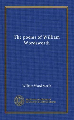 William Wordsworth Poems Pdf