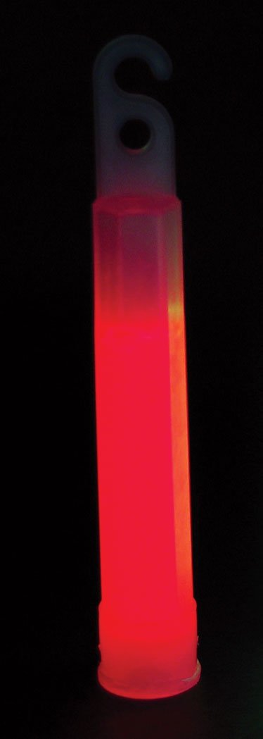 4 inch Chemical Light Sticks - Red