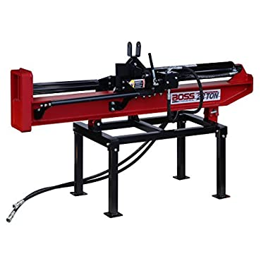 BOSS INDUSTRIAL 3PT28T25 3PT Horizontal/Vertical Log Splitter, 28 Ton