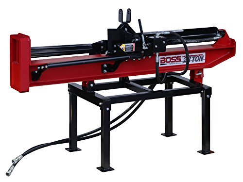 Boss Industrial 3PT28T25 3PT Horizontal/Vertical Log Splitter, 28 Ton