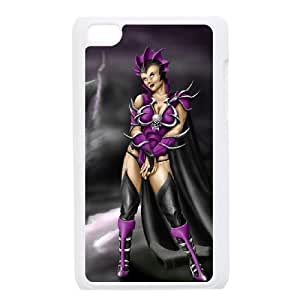 Evil Lyn iPod Touch 4 Case White DLY